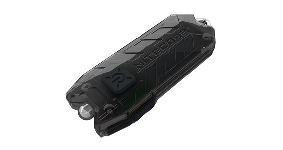 NITECORE Tube Pocket Lommelygte sort
